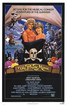"""FULL MOVIE! """"The Pirate Movie"""" (1982) 