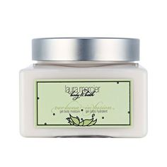 This modern hybrid gel-creme refreshes every inch of your body. Part gel part creme this light-as-air indulgence instantly nourishes skin with moisture. Natural coconut water crisp Verbena extract and a vitamin-rich complex work in harmony to drench skin with hydration leaving it soft as silk. 8 oz (240 ml)