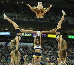 www.cheerbling.com loves this pyramid!  #cheerjewelry #beststunts #cheerbling