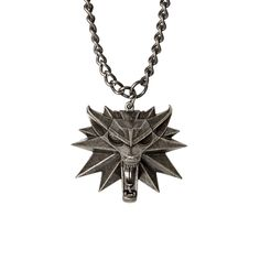 J!NX : The Witcher 3: Wild Hunt Medallion and Chain
