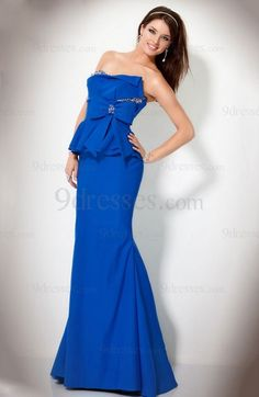 Modest Sleeveless Court Train Sheath Backless Ruffles Wedding Guest Dress