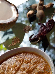 Vegetarian Goan Sorak Curry