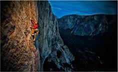 Jimmy Chin - adventure photographer
