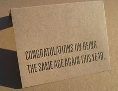 Quirky but lovely letterpress Greeting Cards!