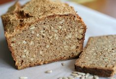 sourdough rye bread with sunflower seeds