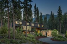 Luxury Martis Camp Custom Homes for Sale near Lake Tahoe