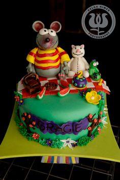 Paw Patrol cake Cakes by Sweet Cravings Toronto Pinterest Cake