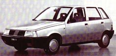OG | 1988 Fiat Tipo | Mock-up (Fiat Due from Giugaro)