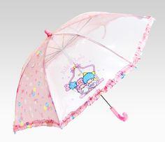 【2011】【Rainbow】Kids Umbrella ★Little Twin Stars★