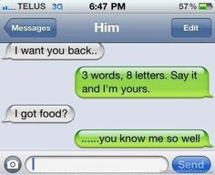 funny text messages | Funny Text Messages I Love You Stuff I Stumbled Upon