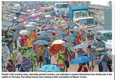 scene of Dhaka.
