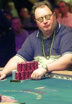 1bbada789b7 Greg Raymer. The Fossilman. Went from a a patent attorney who sold fossil  card protectors