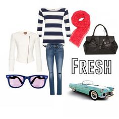 Casual *fresh* style