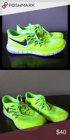 new concept e3ec5 0f23e Nike Free Worn a few times but dont fit in my color scheme anymore