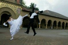 Awesome marrige pic