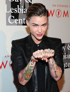It's very important to remember that we live on the same planet as Ruby Rose. | Can We All Just Take A Moment To Appreciate Ruby Rose?