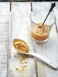 Best Easy Cake : Homemade mustard in 3 minutes . This mustard makes you ufff! Healthy Desserts, Healthy Recipes, Homemade Mustard, Living A Healthy Life, Special Recipes, Homemade Beauty, Natural Remedies, Herbalism, Healthy Lifestyle