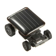 X, The World s Smallest Mini Solar Powered Toy Car Racer