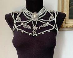 Cet article n'est pas disponible Strass Vintage, Macrame, Articles, Jewelry, Tops, Fashion, Unique Jewelry, Moda, Jewlery