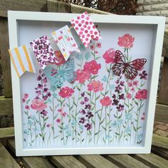 Painted Blooms DSP, Stampin' Up!