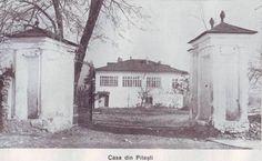Casa Brătianu de la Pitesti.