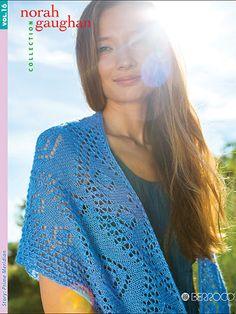 Knitting Books - Norah Gaughan Volume 16 Knit Book