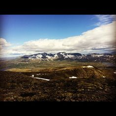 To the mountains. Instagram photo by @storsetha #tydal #travel #norway