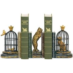 I pinned this 3 Piece Trading Places Bookend Set from the Pembroke Park event at Joss and Main! Decorative Objects, Decorative Accessories, Home Accessories, Decorative Accents, Sterling Homes, Trading Places, Elk Lighting, Antique Metal, Antique Gold