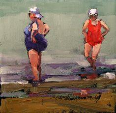 """6 x 6"""" gallery wrap canvas by Carol Carmichael"""