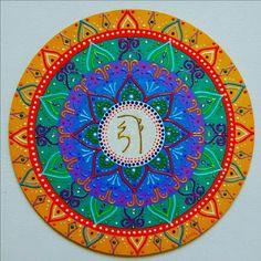Mandala mdf Reiki Sei He Ki 60cm | Ateliê das Mandalas Portal dos Sóis | Elo7