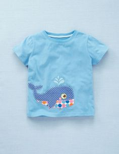 Animal Patchwork T-shirt  $28.00