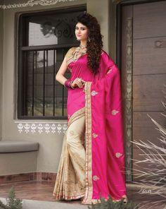 Bollywood Sari Indian Traditional Wedding Saree Pakistani Ethnic Designer 6500 #KriyaCreation #SareeSari