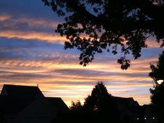 Minnesotan Sunsets.