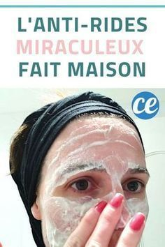 L'Anti-Rides Miraculeux Que l'On Peut Facilement Faire Soi-Même. - L'Anti-Rides Miraculeux Que l'On Peut Facilement Faire Soi-Même. Diy Beauty Face, Beauty Care, Beauty Skin, Health And Beauty, Mascara Hacks, Wrinkle Remedies, Beauty Hacks For Teens, Beauty Ideas, Beauty Secrets
