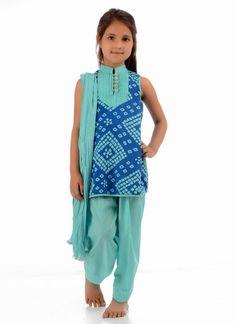 Indian-Child-Lehenga-Salwar-Kameez-Frock-and-Kurta-by-Kidology-Designer-Kidswear-Dresses-2014-7