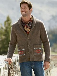 HARDING SHAWL COLLAR CARDIGAN | Sweaters. Sweeet. | Pinterest ...