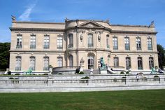 RI - Newport: The Elms - Garden facade   Flickr - Photo Sharing!