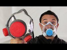 Diy Mask, Diy Face Mask, Mouth Mask Fashion, Homemade Mask, Homemade Smoker, Pet Bottle, Recycle Plastic Bottles, Plastic Recycling, Useful Life Hacks