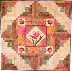 quilt, fabric, virginia robertson, pattern, applique, foundation piecing, paper piecing, color symphonies, doll pattern, fairy pattern, jester pattern, wallhanging, clothing, bag, cortez, quilted, fabri-quilt, Bali, bead, beading, material, yardage, quilt kits, wholesale, Osage County Quilt Factory - Quilting