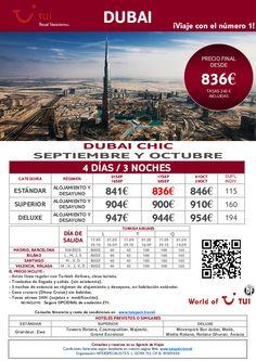 DUBAI Chic salidas en Septiembre y Octubre. Precio final desde 836€ - http://zocotours.com/dubai-chic-salidas-en-septiembre-y-octubre-precio-final-desde-836e/