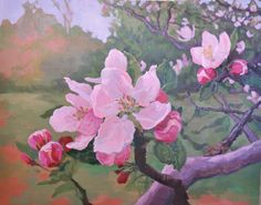Apple Tree: Winsome & Nubile by Amber Goulet, www.ambergoulet.com