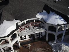 Hughes Pavilion by MNkiteman, via Flickr