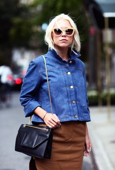 Courtney Trop, Blogger, Always Judging. Image #1, Photo by Tamu McPherson.