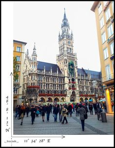 Throwing back to last year's Autumn in Munich..   #tbt #Munich #Germany #travel #autumn