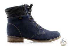 Laura Sizes 42 - 45 EU #ankleboots #blue