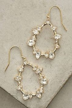 Dear Stitch Fix Stylist - I love these special and sparkly, but not over-the-top earrings!