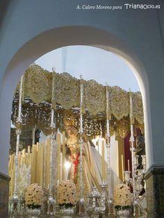 Hermandad de San Gonzalo, Sevilla · Lunes Santo. Semana Santa 2015 www.trianaocio.es/ Triana Ocio | Agenda Cofrade