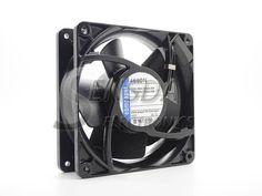 EBMPAPST 4600N 12038 12cm 110V 115V 20W all metal inverter server industrial fan   eBay