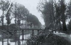 Der Maaskanal.