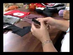 Porta Pão Dona Joana VIVI PRADO - Programa Mulher.com (25/04/2012) - YouTube